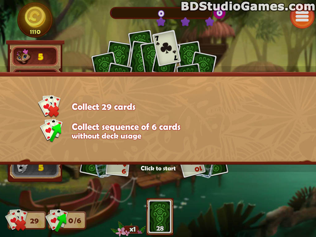 Rainforest Solitaire 2 Trial Version Free Download Full Version Buy Now Screenshots 17