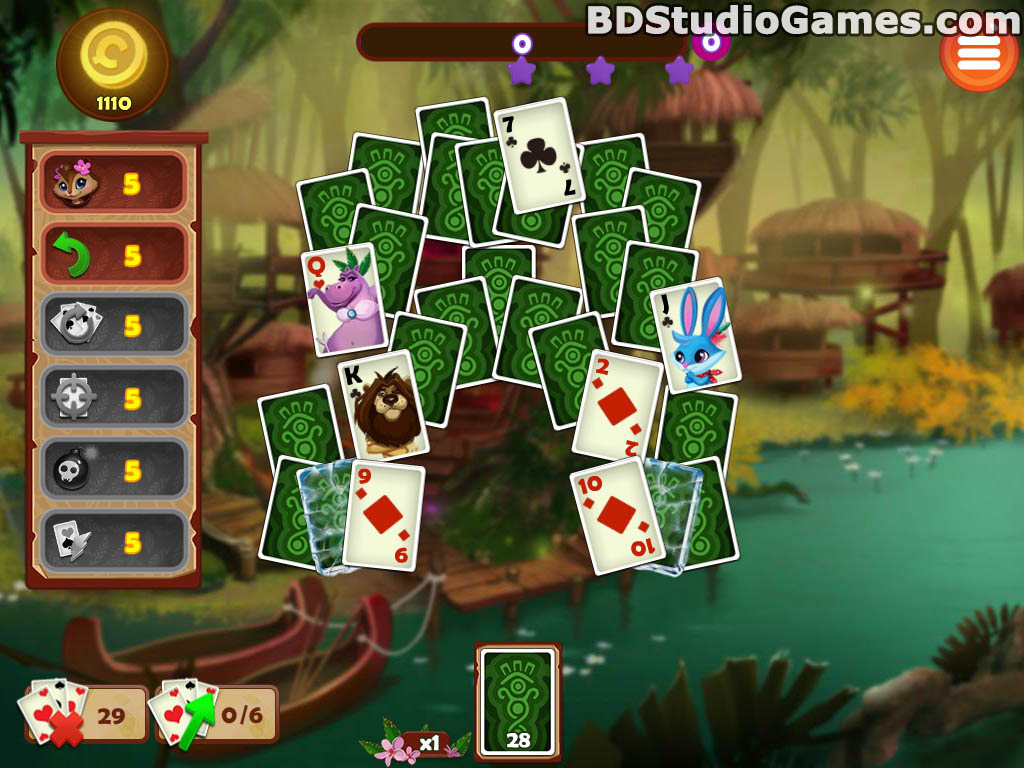 Rainforest Solitaire 2 Trial Version Free Download Full Version Buy Now Screenshots 18