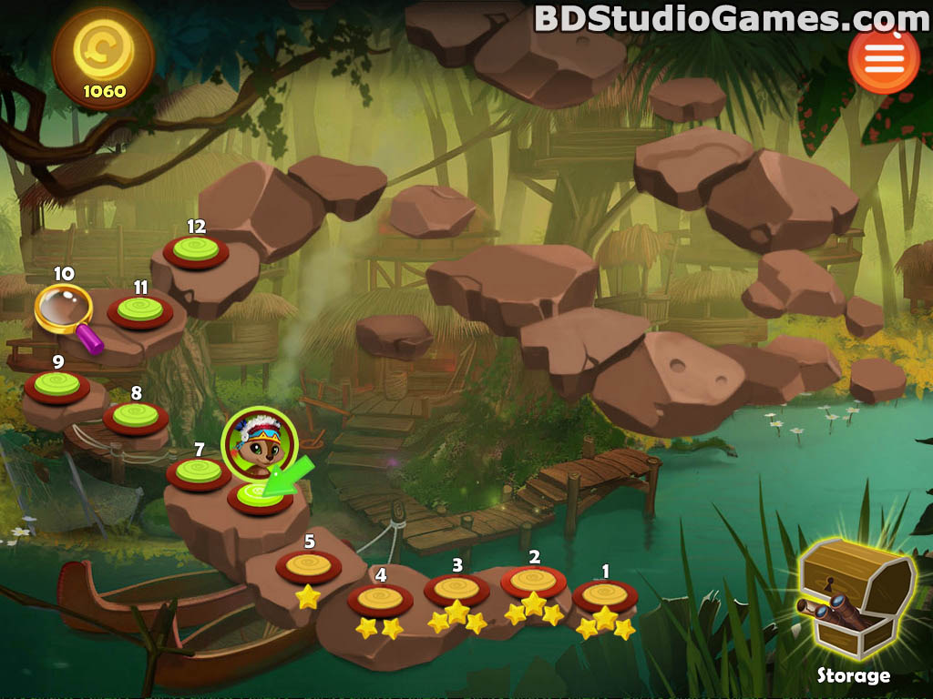 Rainforest Solitaire 2 Trial Version Free Download Full Version Buy Now Screenshots 09