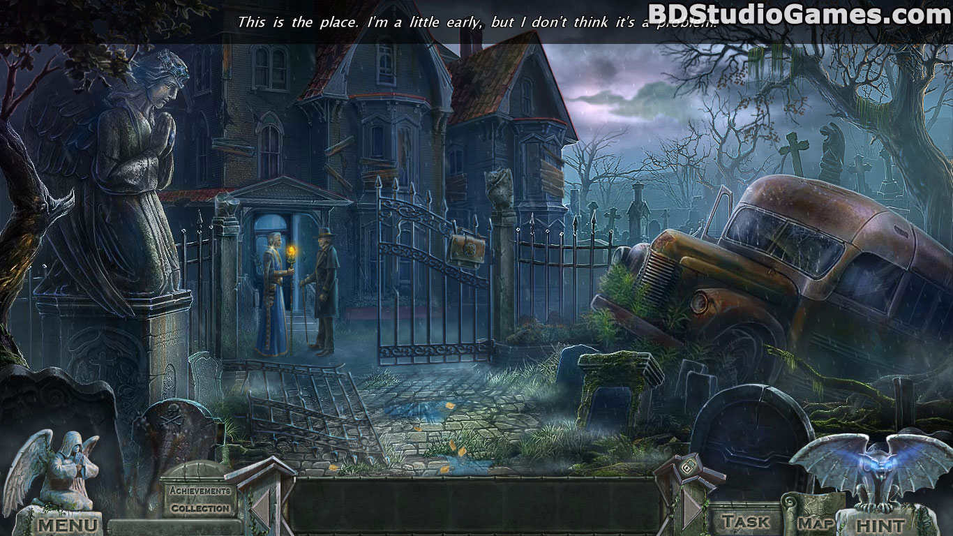 Redemption Cemetery: The Cursed Mark Collector's Edition Free Download Screenshots 4