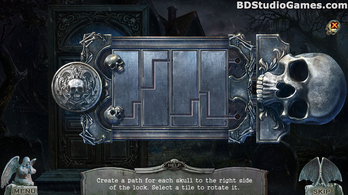 Redemption Cemetery: The Cursed Mark Collector's Edition Free Download Screenshots 5