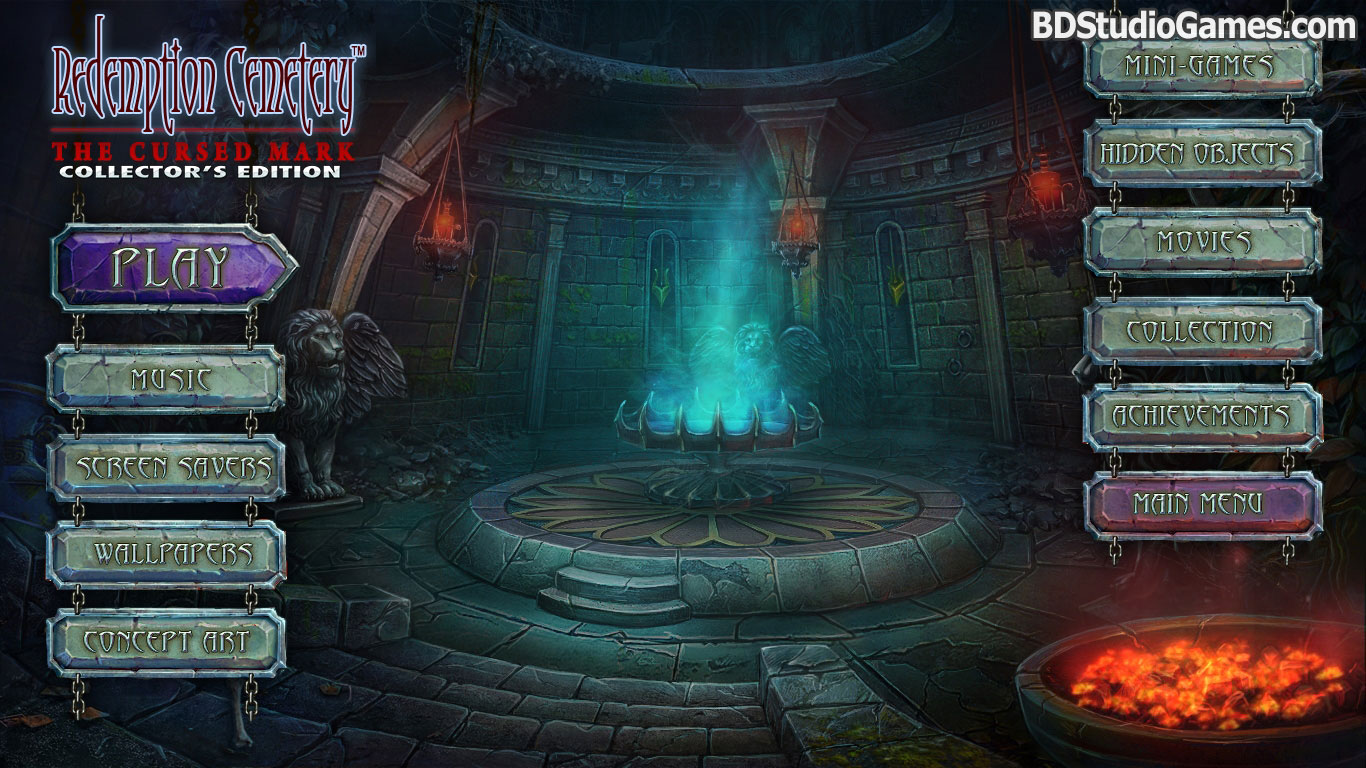 Redemption Cemetery: The Cursed Mark Collector's Edition Screenshots 5