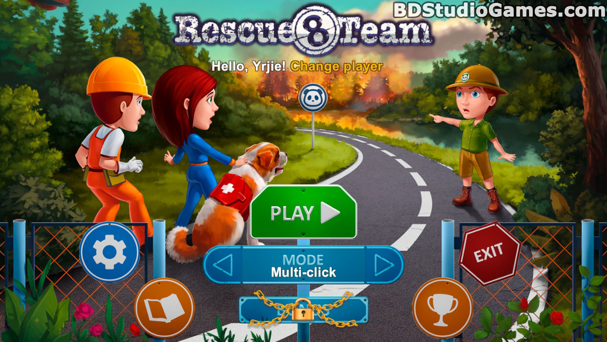 Rescue Team 8 Collector's Edition Free Download Screenshots 1
