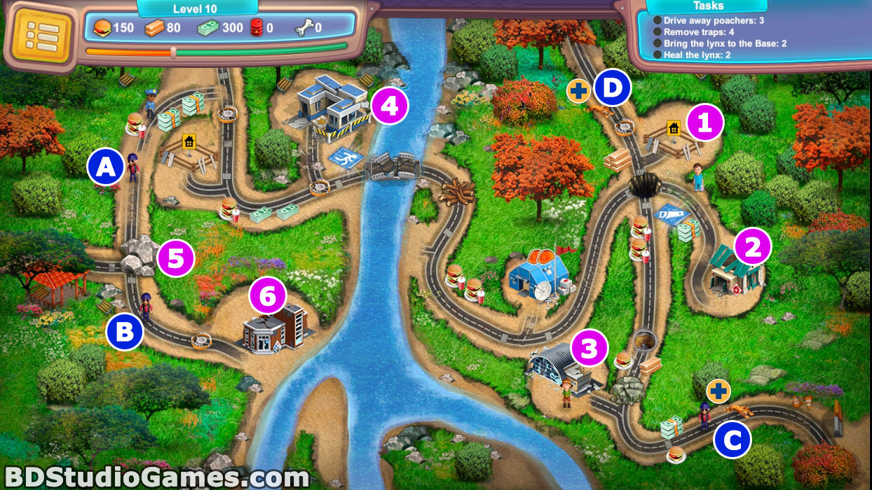 Rescue Team 8 Walkthrough, Tips and Cheats Screenshots 7