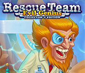 Rescue Team: Evil Genius Collector's Edition Free Download
