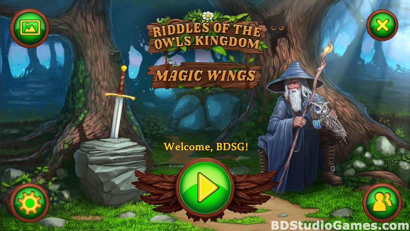 Riddles of the Owls Kingdom: Magic Wings Free Download Screenshots 01