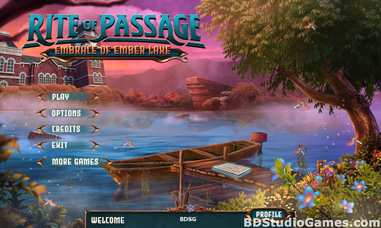 Rite of Passage: Embrace of Ember Lake Collector's Edition Free Download Screenshots 01