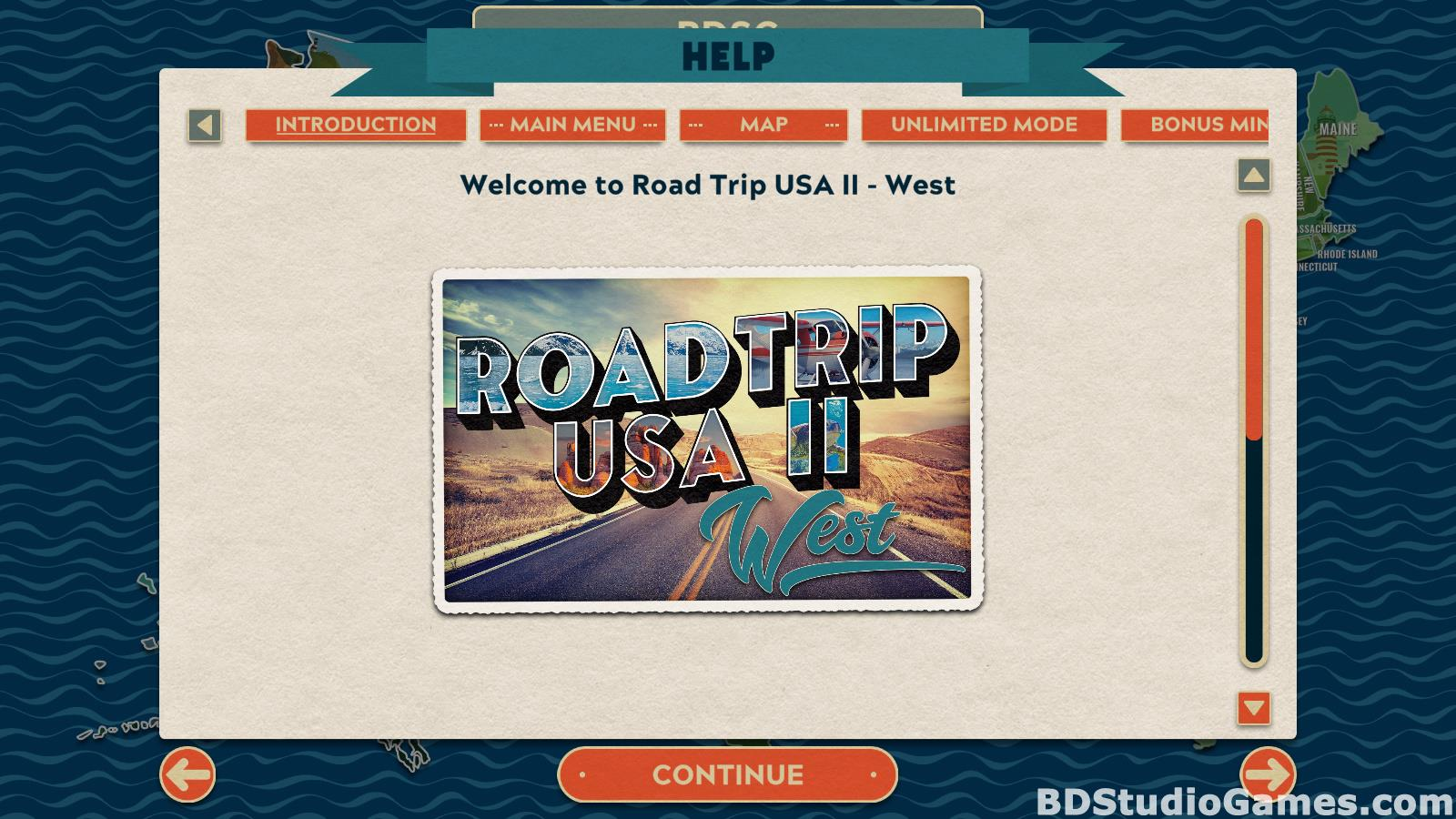 Road Trip USA II: West Collector's Edition Free Download Screenshots 01