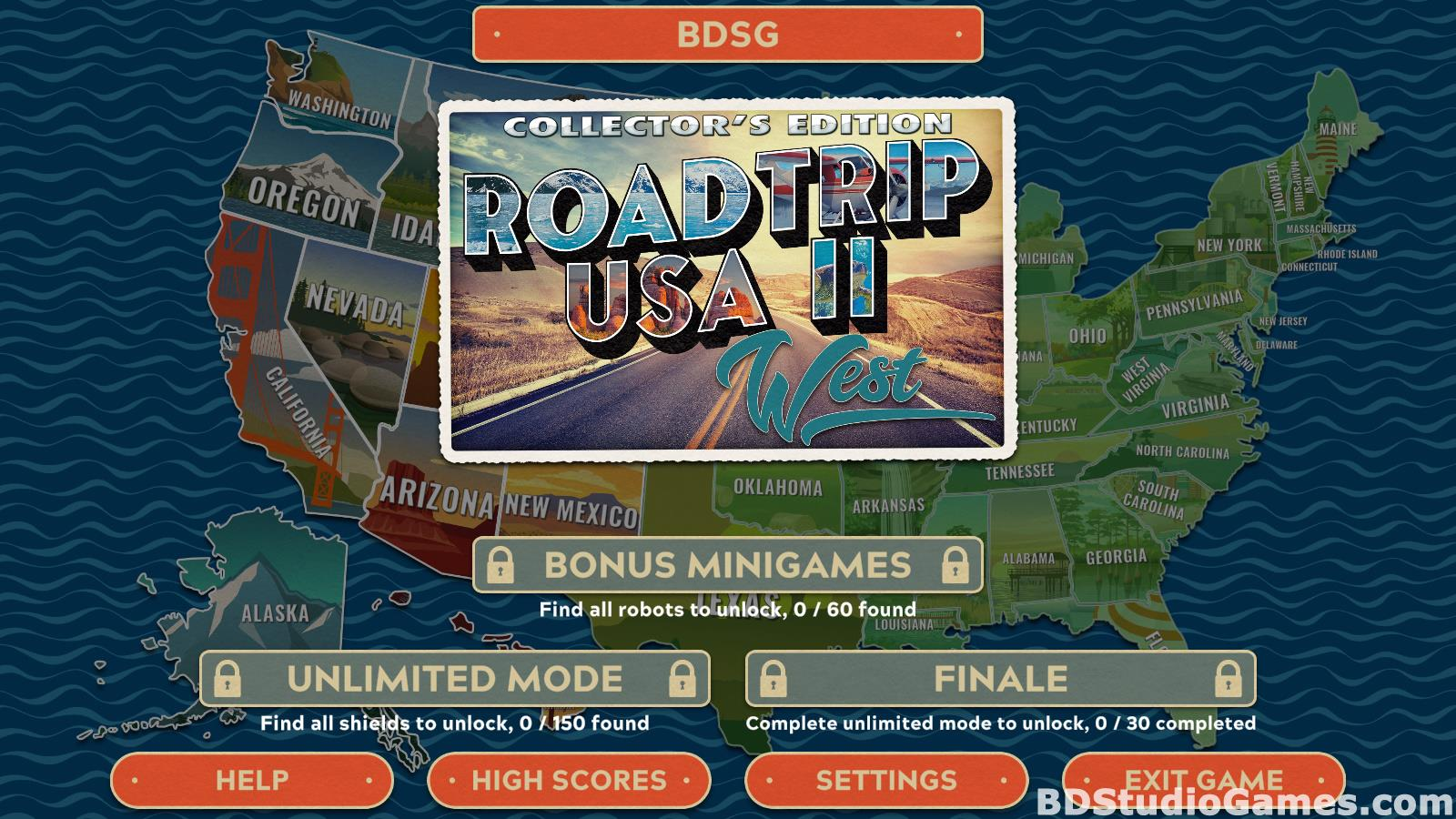 Road Trip USA II: West Collector's Edition Free Download Screenshots 02