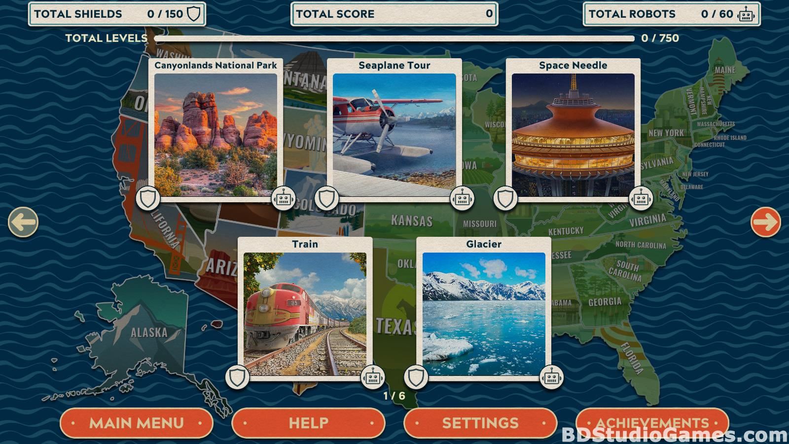 Road Trip USA II: West Collector's Edition Free Download Screenshots 04