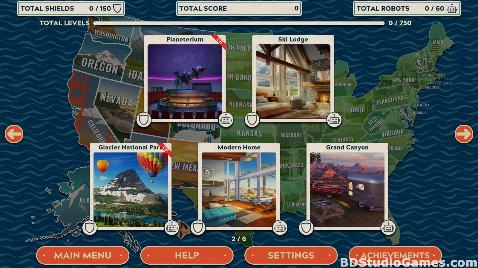 Road Trip USA II: West Collector's Edition Free Download Screenshots 05