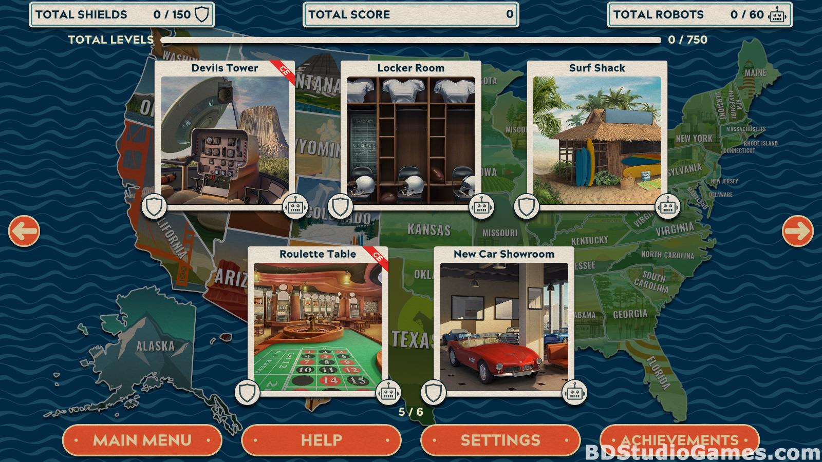 Road Trip USA II: West Collector's Edition Free Download Screenshots 07