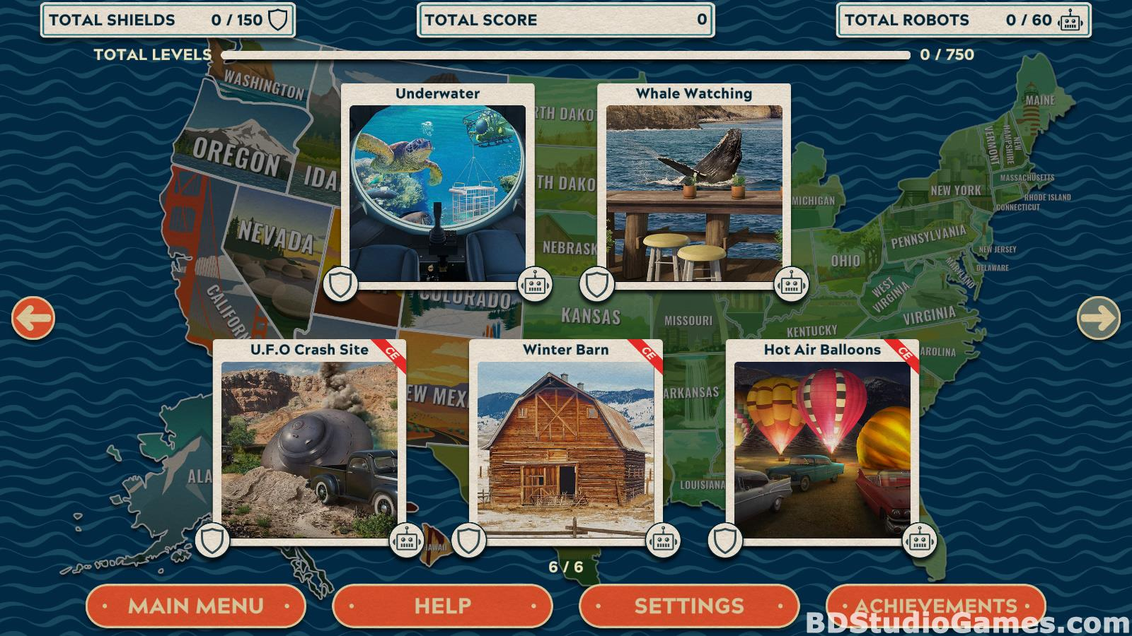 Road Trip USA II: West Collector's Edition Free Download Screenshots 08