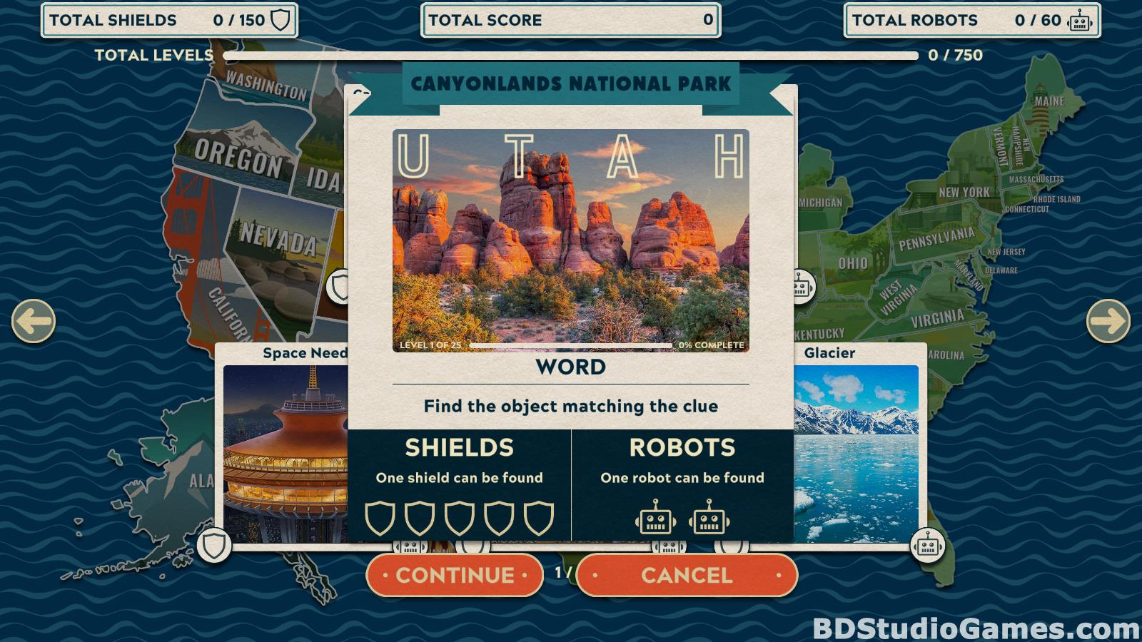Road Trip USA II: West Collector's Edition Free Download Screenshots 09