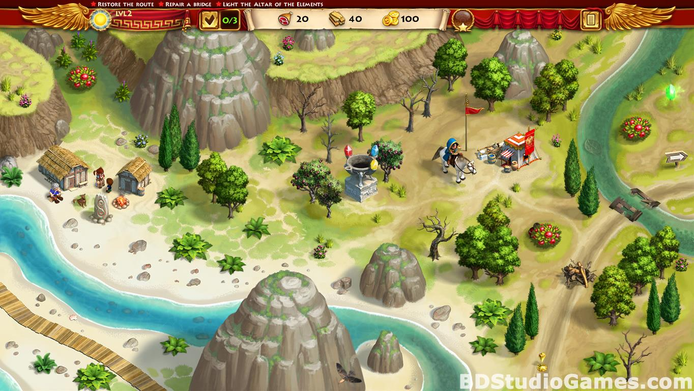 Roads of Rome: New Generation III Collector's Edition Free Download Screenshots 13