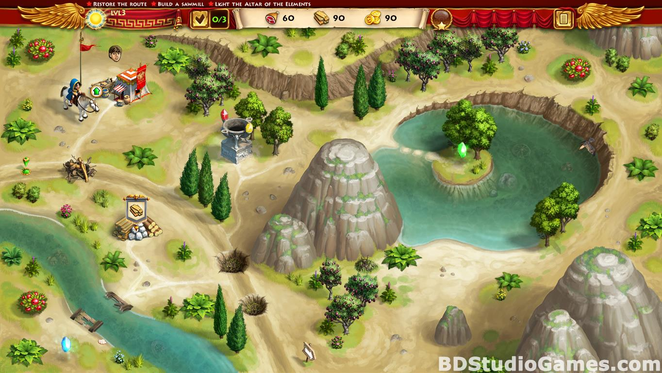 Roads of Rome: New Generation III Collector's Edition Free Download Screenshots 14