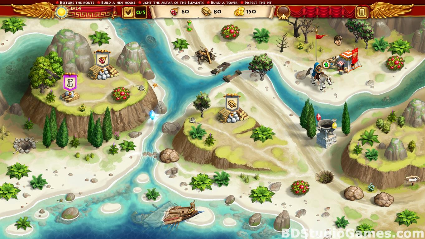 Roads of Rome: New Generation III Collector's Edition Free Download Screenshots 16