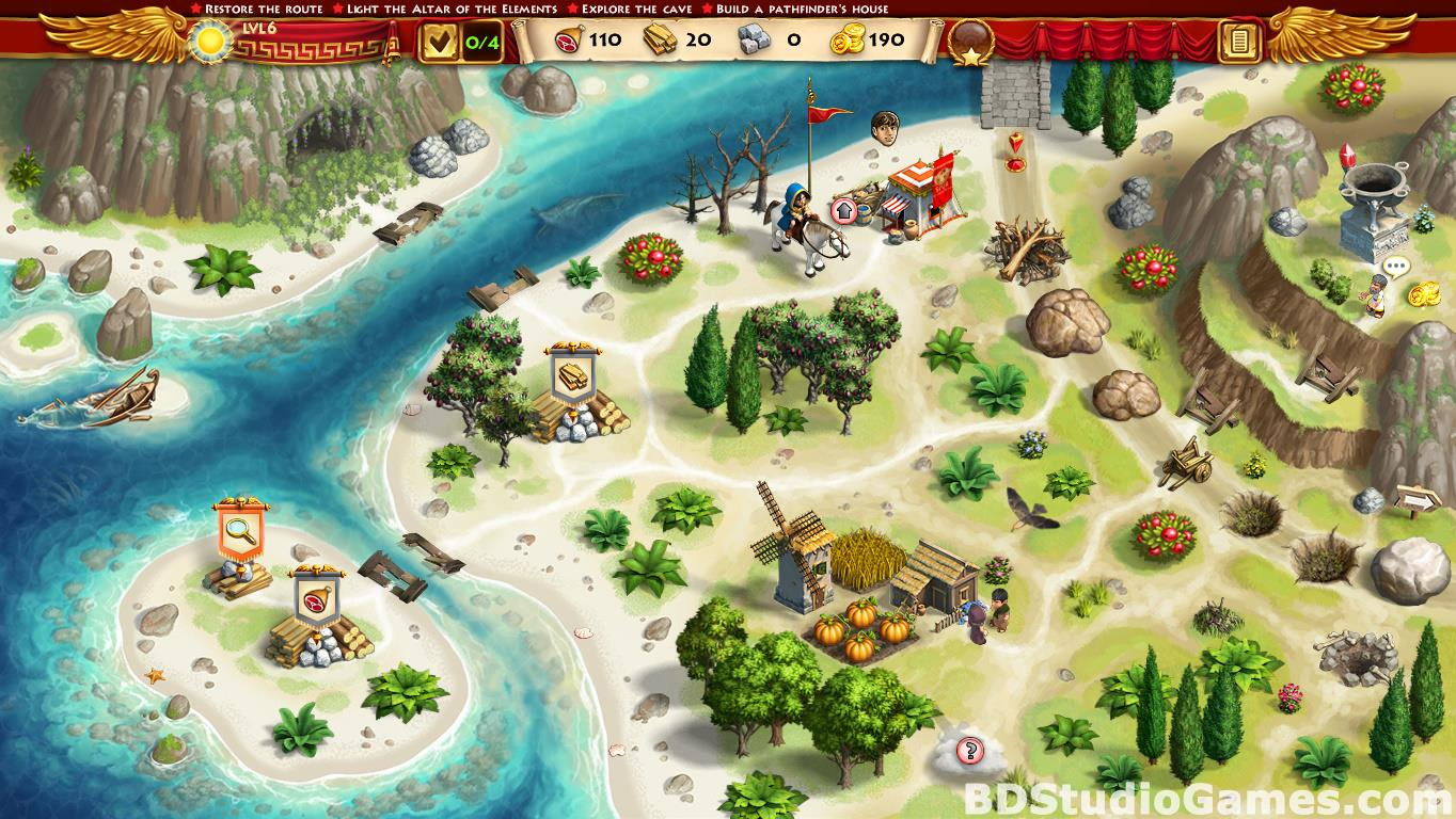 Roads of Rome: New Generation III Collector's Edition Free Download Screenshots 18