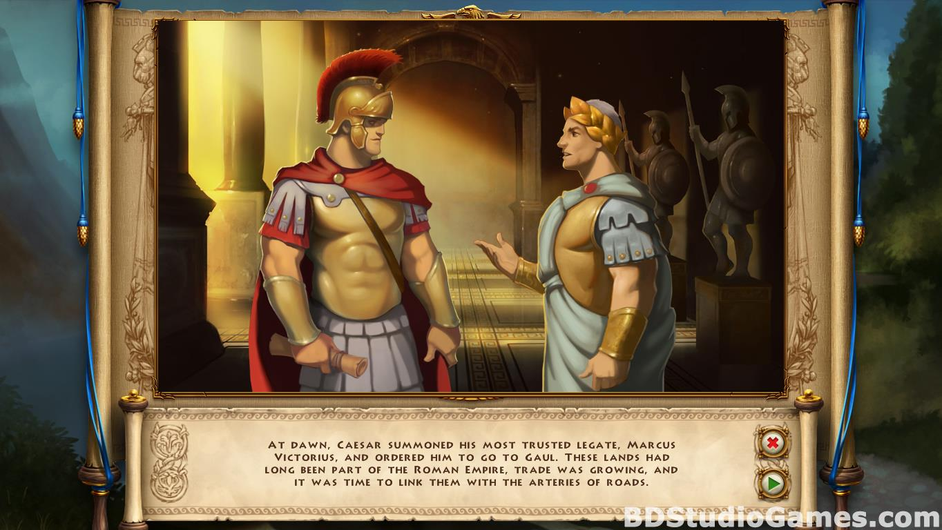Roads of Rome: New Generation III Collector's Edition Free Download Screenshots 02