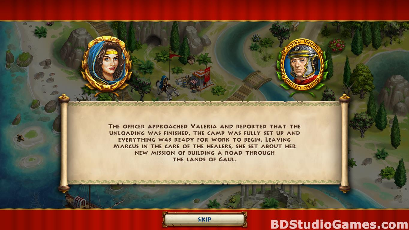 Roads of Rome: New Generation III Collector's Edition Free Download Screenshots 08
