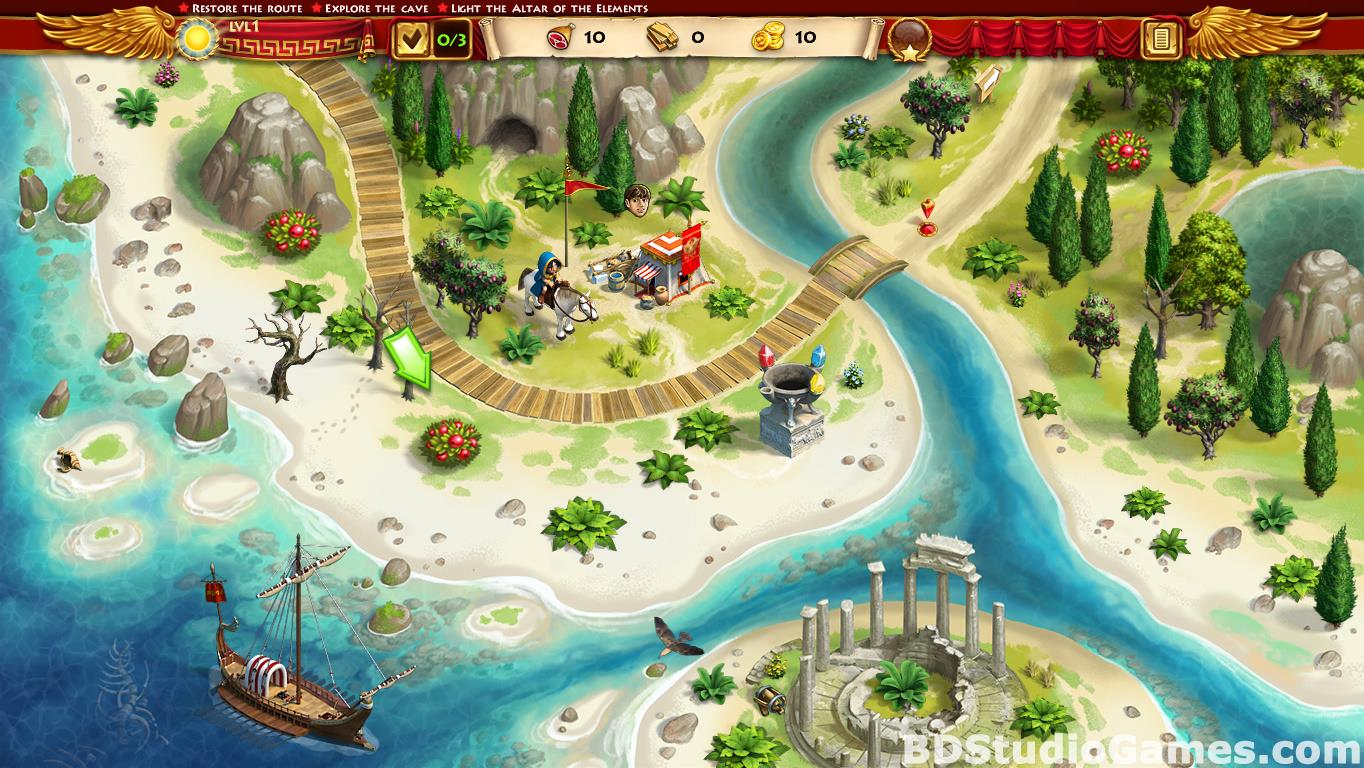 Roads of Rome: New Generation III Collector's Edition Free Download Screenshots 09