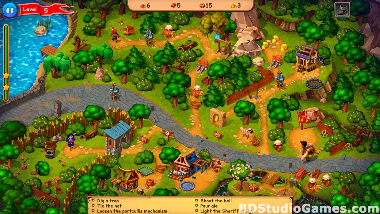 Robin Hood: Country Heroes Collector's Edition Free Download Screenshots 16