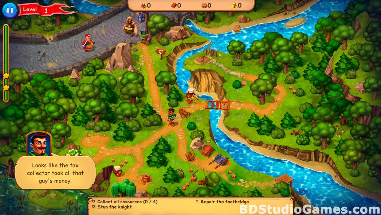 Robin Hood: Country Heroes Collector's Edition Free Download Screenshots 04