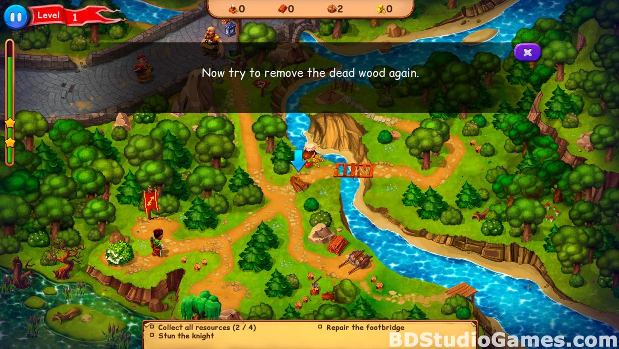 Robin Hood: Country Heroes Collector's Edition Free Download Screenshots 05