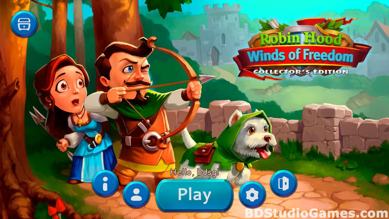 Robin Hood: Winds Of Freedom. Collector's Edition Free Download Screenshots 01
