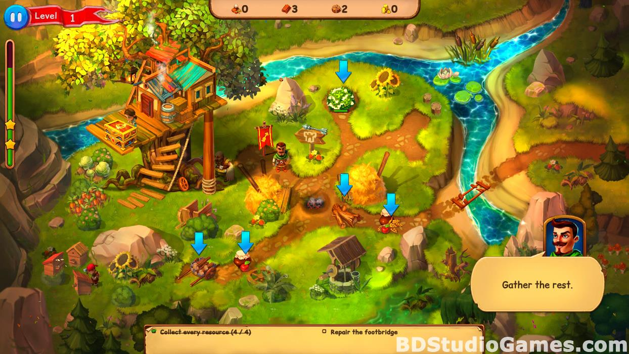 Robin Hood: Winds Of Freedom. Collector's Edition Free Download Screenshots 10