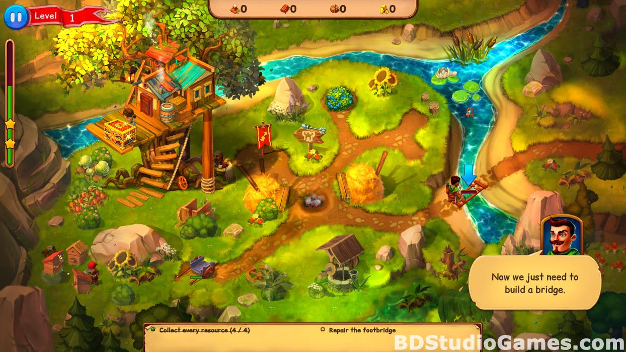 Robin Hood: Winds Of Freedom. Collector's Edition Free Download Screenshots 11
