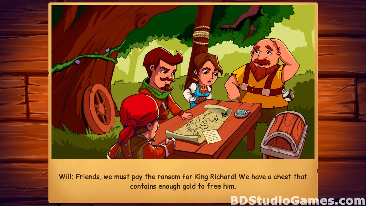 Robin Hood: Winds Of Freedom. Collector's Edition Free Download Screenshots 02
