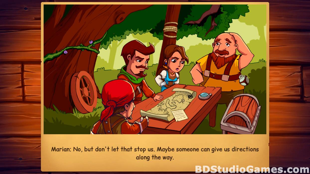 Robin Hood: Winds Of Freedom. Collector's Edition Free Download Screenshots 04