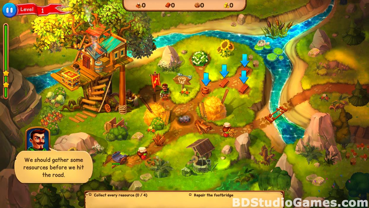 Robin Hood: Winds Of Freedom. Collector's Edition Free Download Screenshots 09