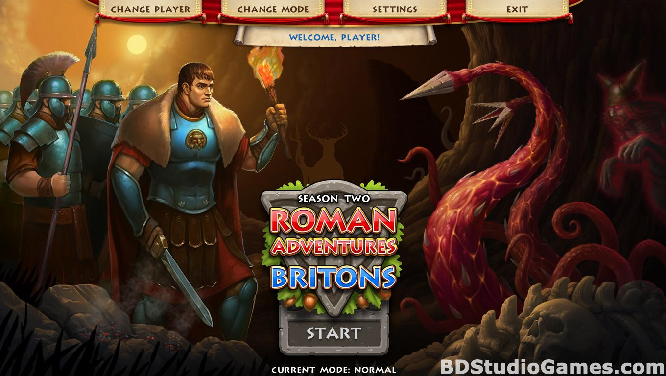 Roman Adventures: Britons. Season 2 Free Download Screenshots 01