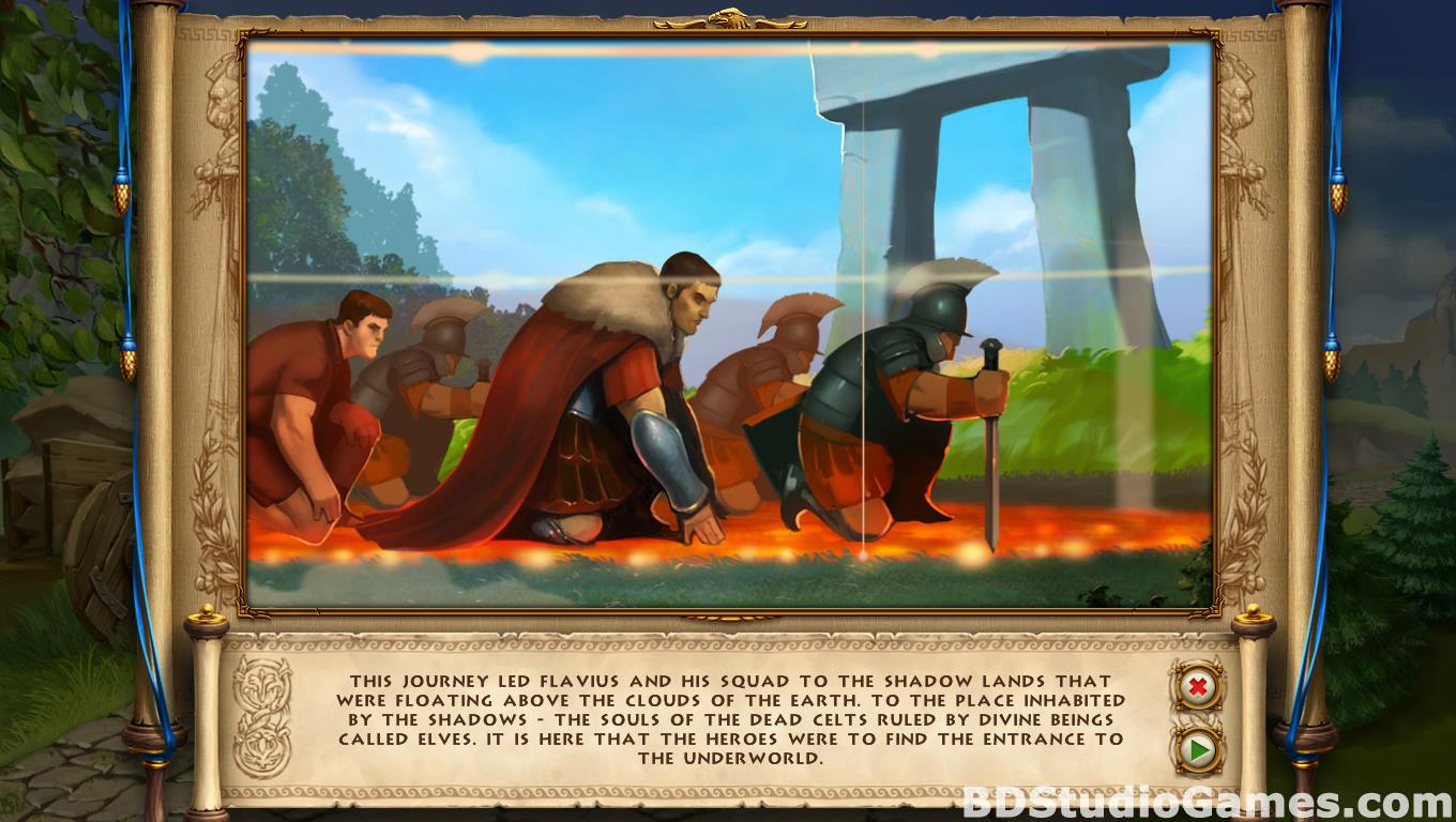 Roman Adventures: Britons. Season 2 Free Download Screenshots 03