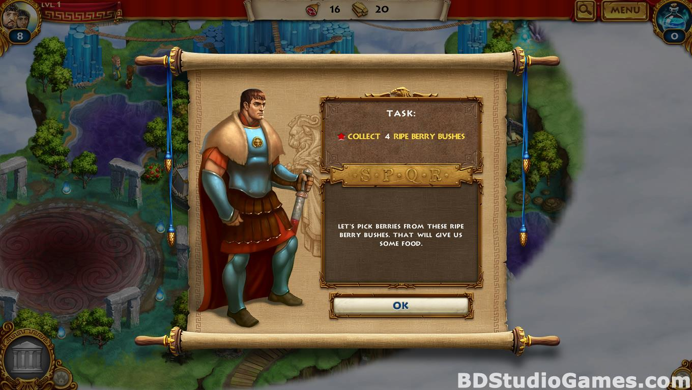 Roman Adventures: Britons. Season 2 Free Download Screenshots 07
