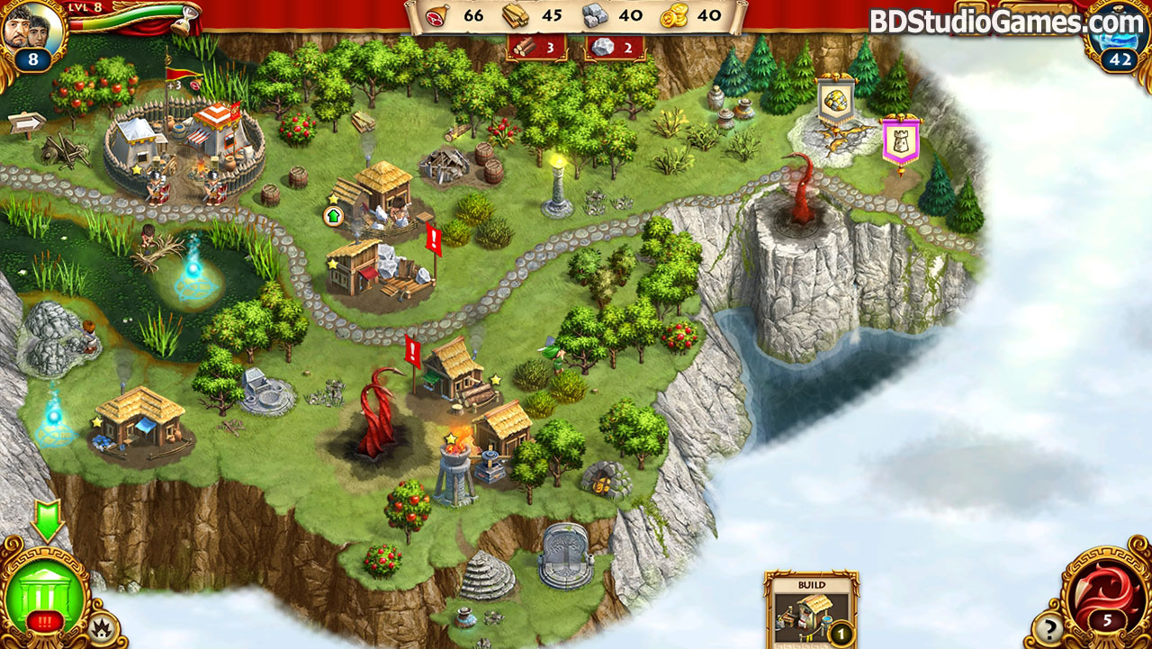Roman Adventures: Britons Season One Free Download Screenshots 7