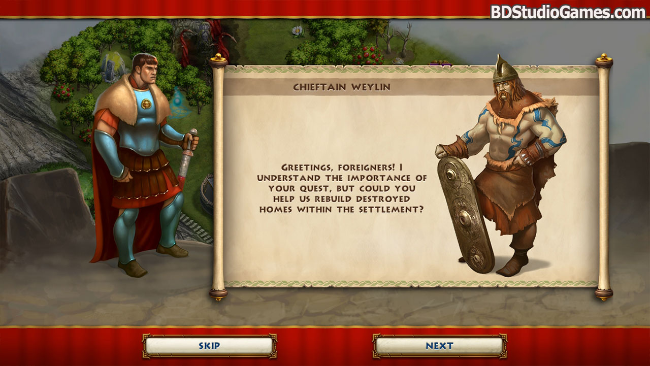 Roman Adventures: Britons Season One Free Download Screenshots 1