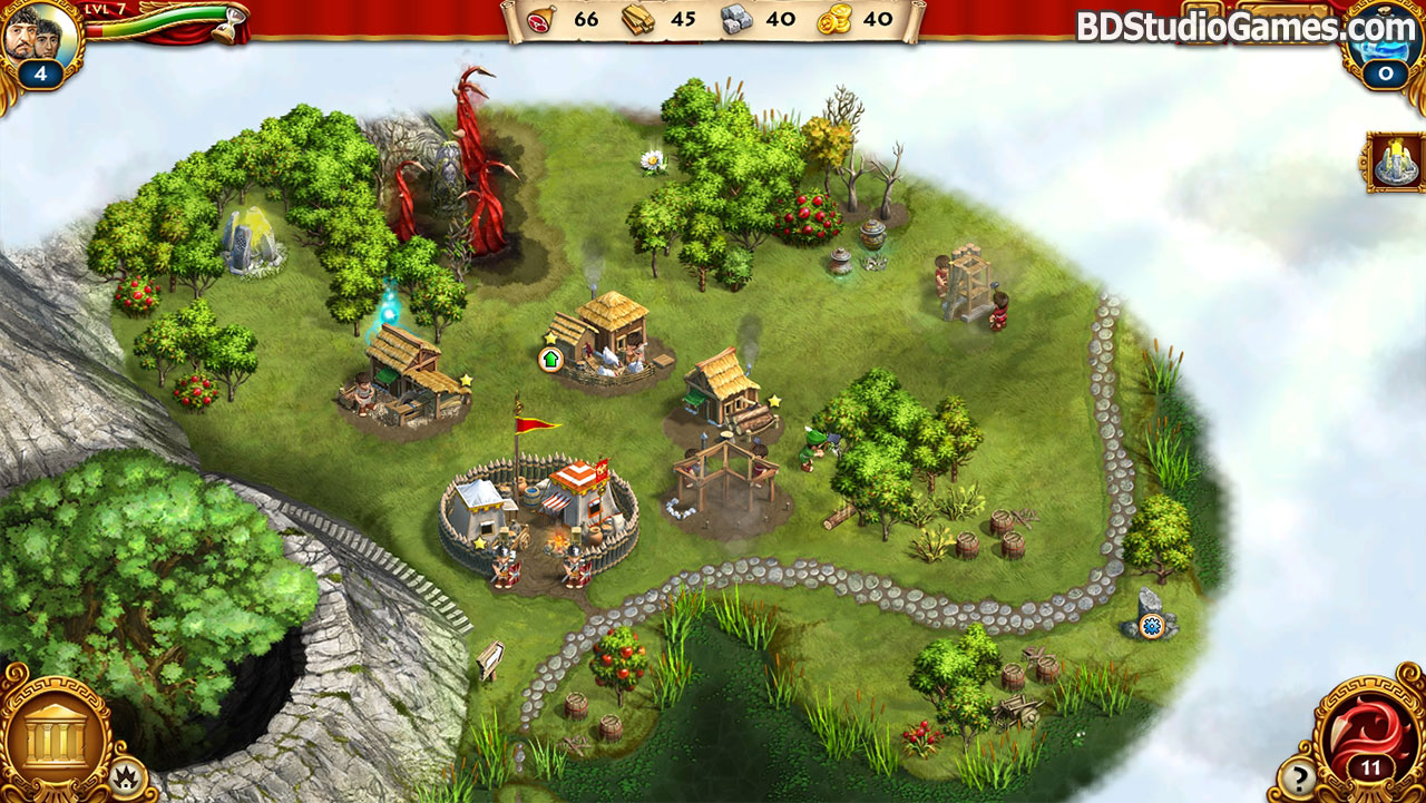Roman Adventures: Britons Season One Free Download Screenshots 3