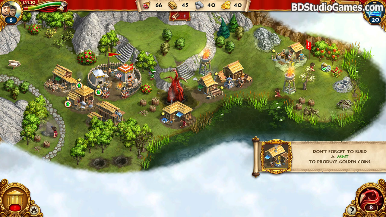 Roman Adventures: Britons Season One Free Download Screenshots 4