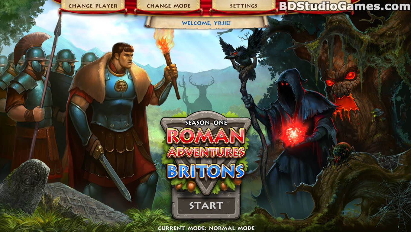 Roman Adventures: Britons Season One Review Screenshots 01
