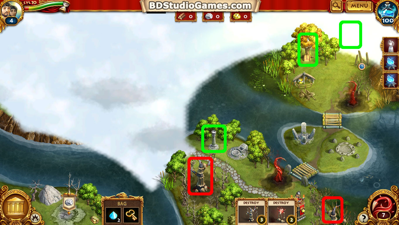 Roman Adventures: Britons Season One Walkthrough, Tips, Tricks and Strategy Guides screenshots 10_3