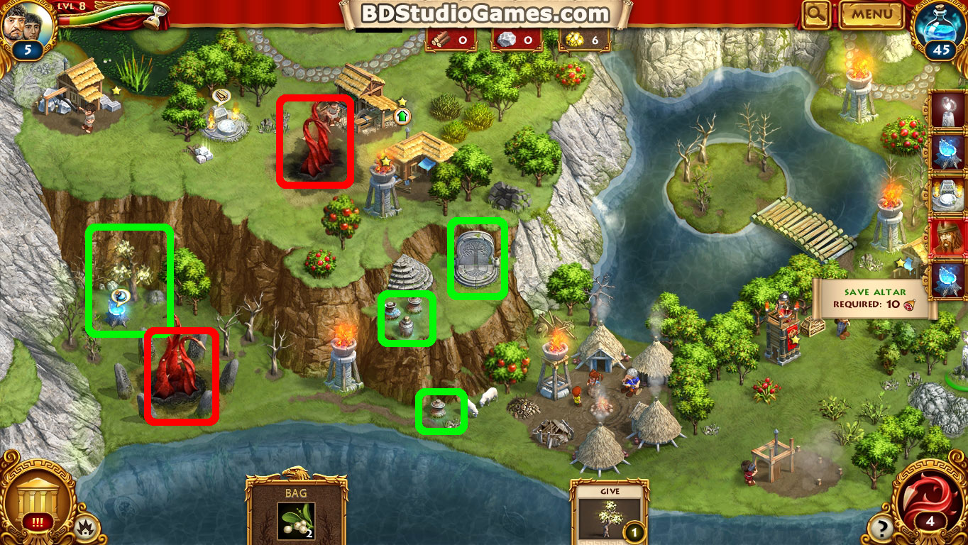 Roman Adventures: Britons Season One Walkthrough, Tips, Tricks and Strategy Guides screenshots 8_3