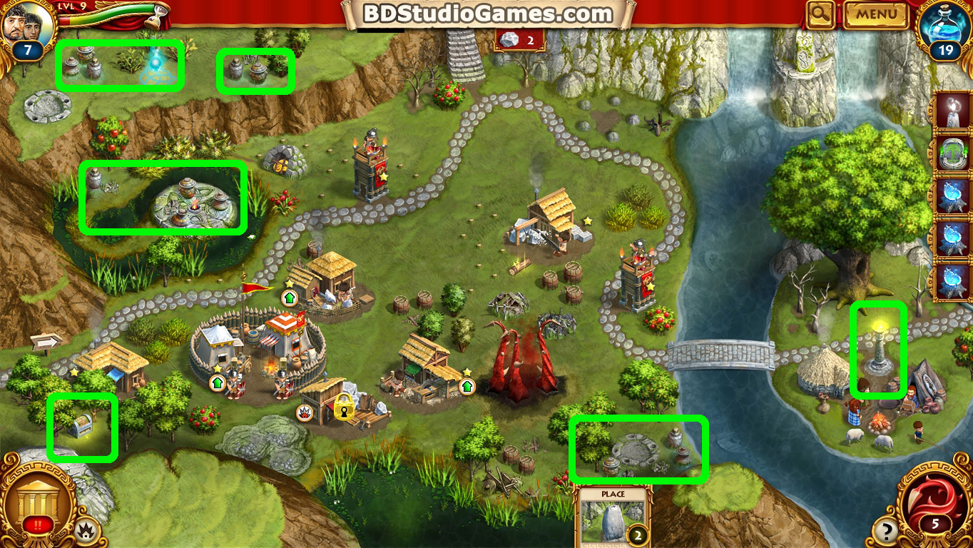Roman Adventures: Britons Season One Walkthrough, Tips, Tricks and Strategy Guides screenshots 9_1