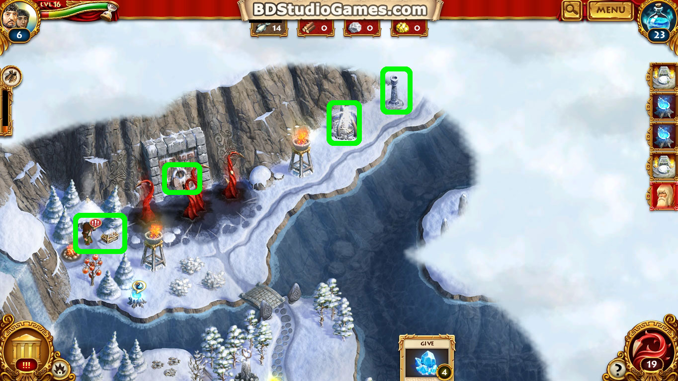 Roman Adventures: Britons Season One Walkthrough, Tips, Tricks and Strategy Guides screenshots 16_4