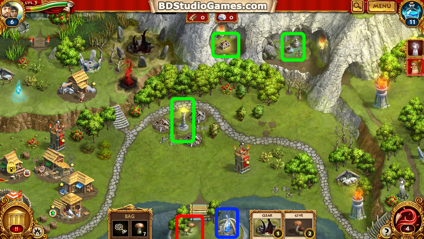 Roman Adventures: Britons Season One Walkthrough, Tips, Tricks and Strategy Guides Screenshots 5_1