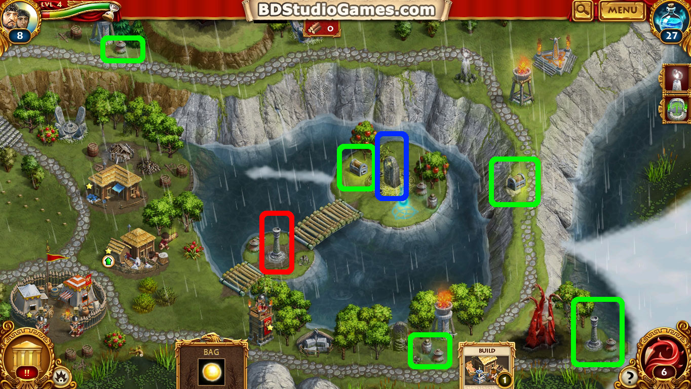 Roman Adventures: Britons Season One Walkthrough, Tips, Tricks and Strategy Guides Screenshots 4_2