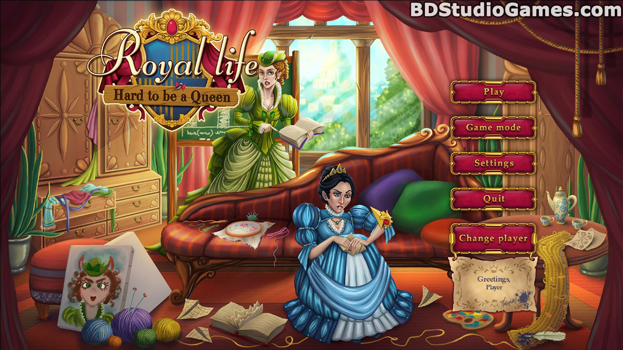 Royal Life: Hard to be a Queen Free Download Screenshots 1