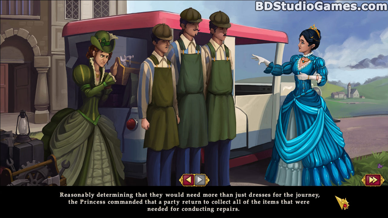 Royal Life: Hard to be a Queen Free Download Screenshots 5